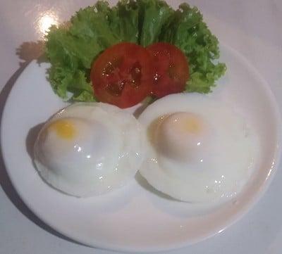 ไข่ดาวน้ำไมโครเวฟ