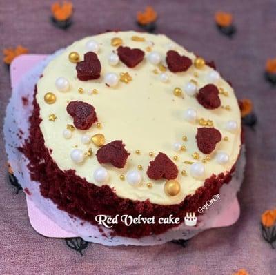 Red Velvet Cake 🎂