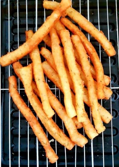 มันฝรั่งบดแท่งสติ๊ก crispy mash potato sticks