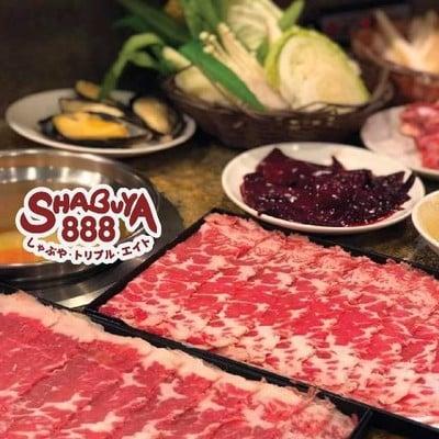 SHABUYA 888  ชาบูยะ 888 พระราม8 - ปิ่นเกล้า