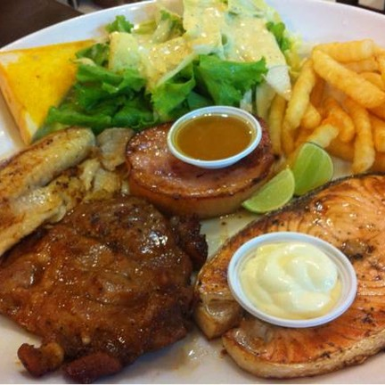 steak bkk grill