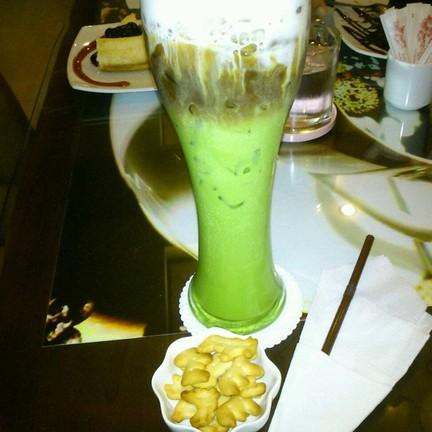 กาแฟชาเขียว