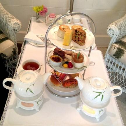 English tea set