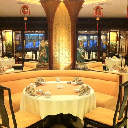 ไดนาสตี้ ห้องอาหารจีน @หรรษาเจบี
