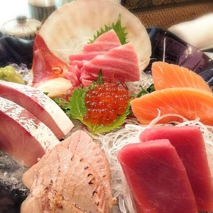 Honmono Sushi Special Set