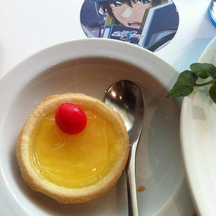 Gundam Cafe' Akihabara