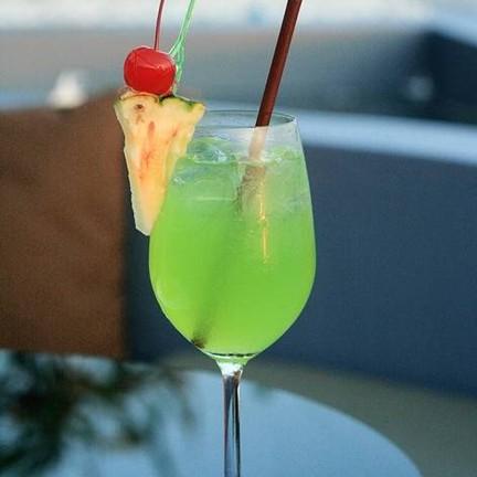 Buritara Sunset Cocktail