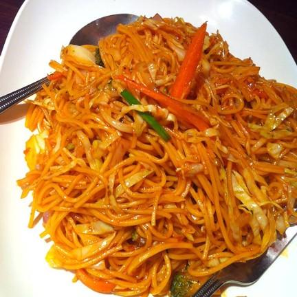 Saras Veg Food