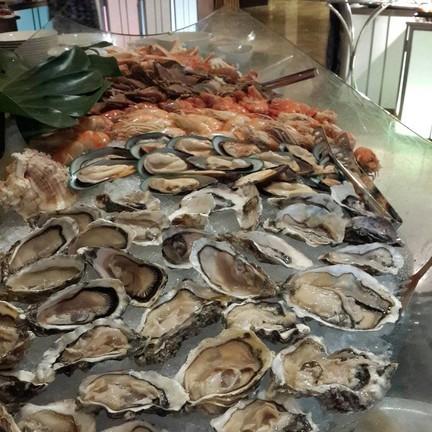 มุมอาหารทะเล