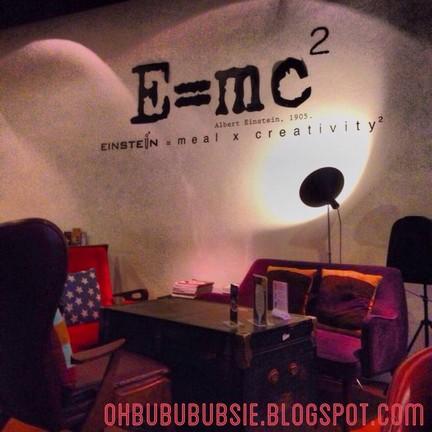 Einstein Cafe เดอะ ไนน์