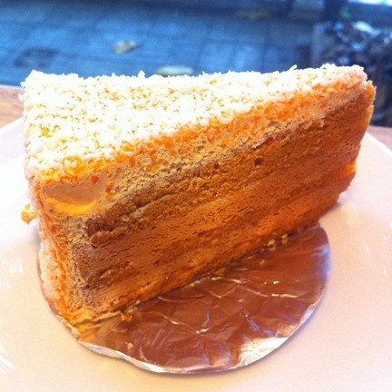Thai Tea Cake 79.-