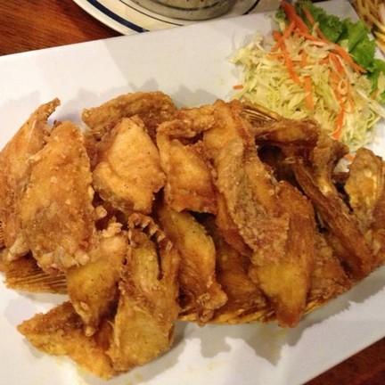 ปลาทับทิมทิมกรอบ