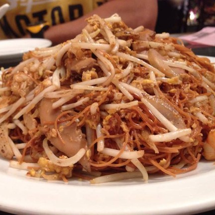 Penang Fried Mee Suag