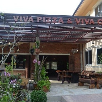 Viva pizza & Viva coffee Chiangmai