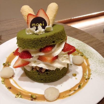MORI Dessert Bar Mercury Ville
