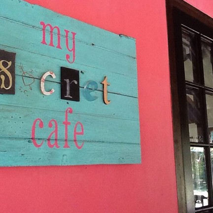 My Secret Cafe