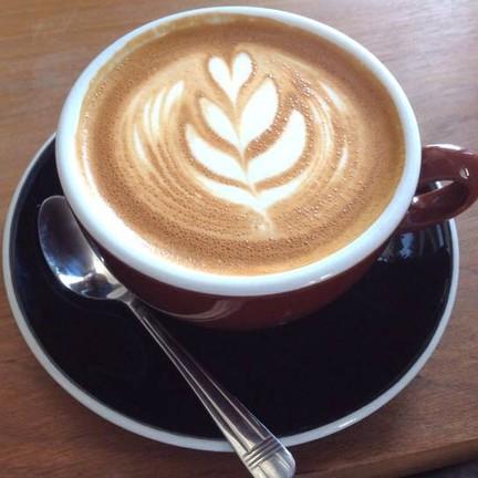 กาแฟเอสเปรสโซ่ กับงานอาร์ตสวยๆ
