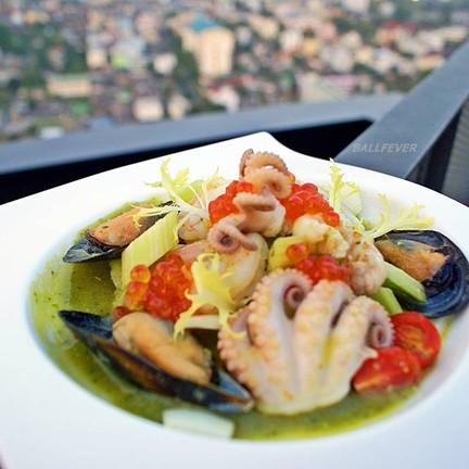 Spicy Ocean Salad