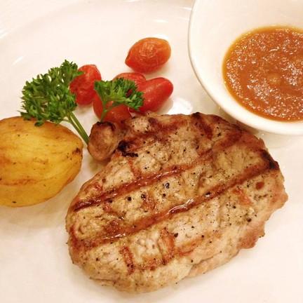 Pork Tenderloin Steak