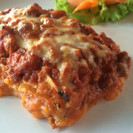 ลาซานญ่าเนื้อแบบฉบับอิตาเลี่ยนแท้