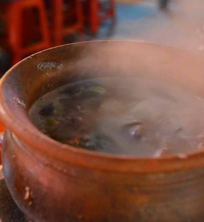 ต้มร้อน ซุปหวานอร่อย~