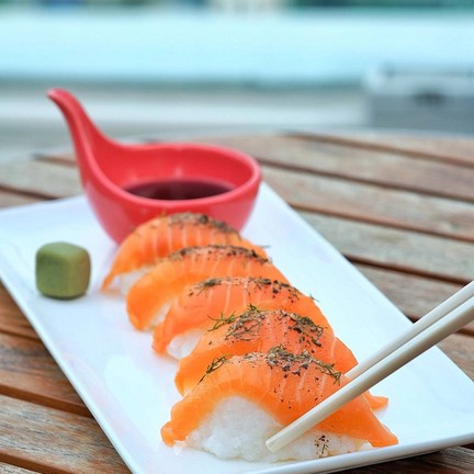 Salmon Dill