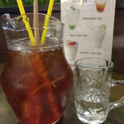 Eari Gray Iced Tea