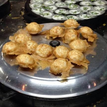 ขนมครกชาววัง ซอยเพชรบุรี 5
