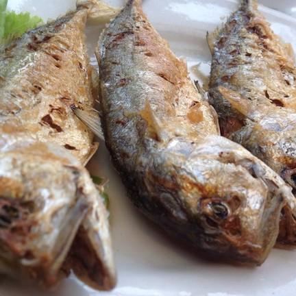 ปลาทูทอดน้ำปลา !!