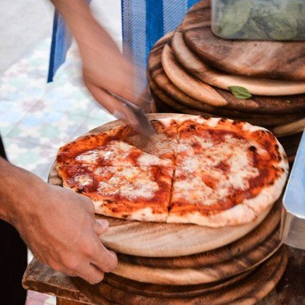 By Hand Pizza Cafe Chiang Mai