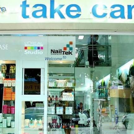 take care beauty salon & spa เทอมินัล 21