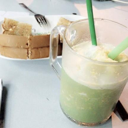 ชาเขียวนมกะโกโก้โอรีโอ้ปั่น ฟินเวอร์