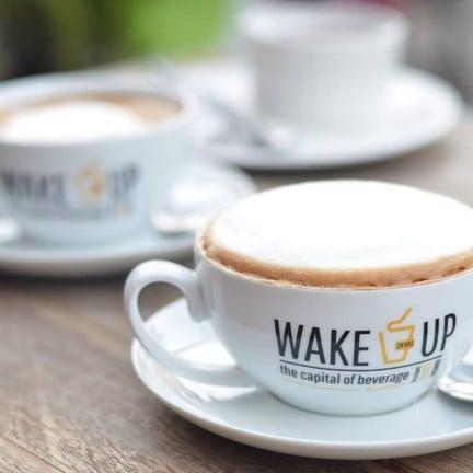 Hot Cappuccino เมล็ด Premium (โคลัมเบีย, บราซิล, อินโด)