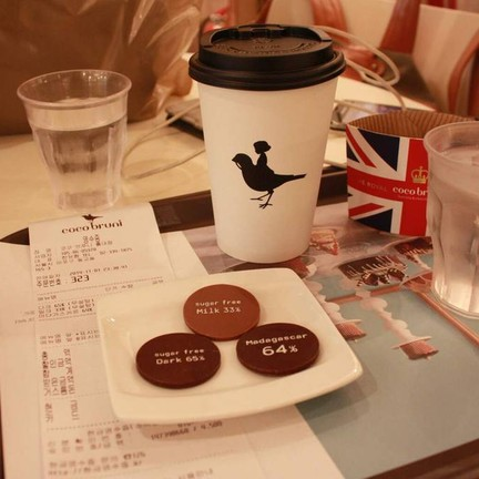 ☆☆☆☆ชอคโกแลตแผ่นเขียนรายละเอียด แผ่นละ1500₩