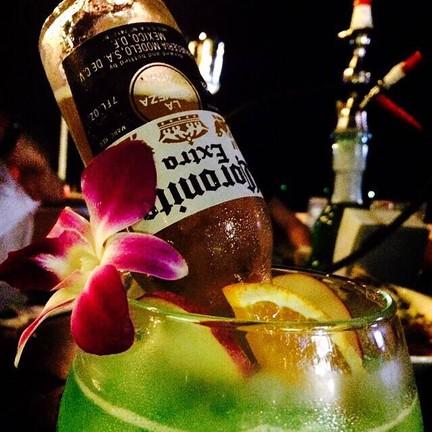 Cocktail Sense Of The Sea
