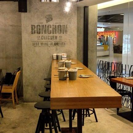 Bonchon สีลม คอมเพล็กซ์