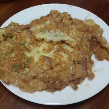 ไข่เจียวโบราณ (60 บาท)
