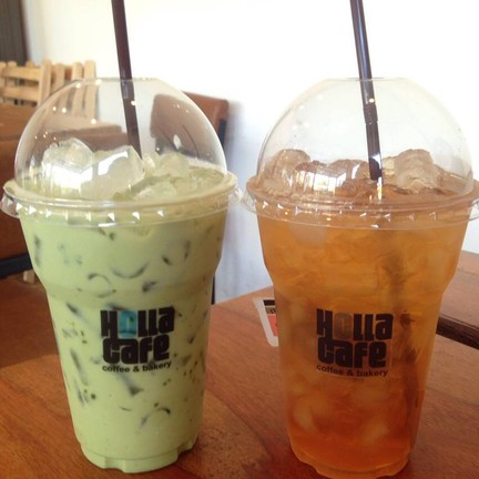 Holla Café Coffee & Bakery