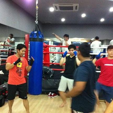 Synergy Fitness Thailand