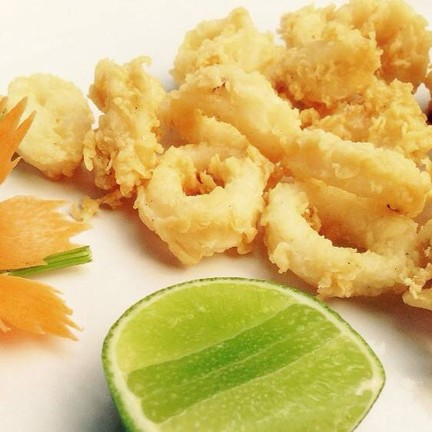 Fried Squid(200
