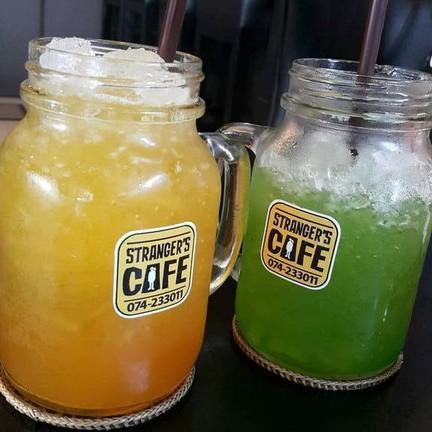 STRANGER'S CAFE
