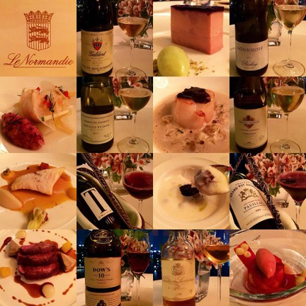 8 Course With Wine Paring