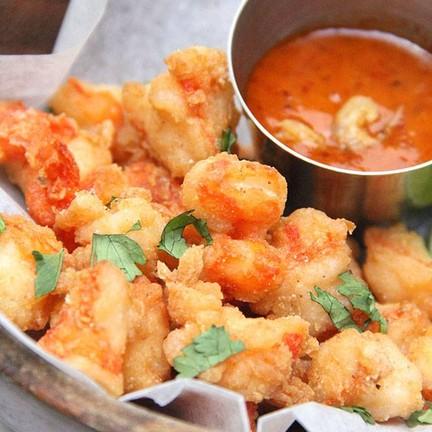 Pop Corn Shrimp