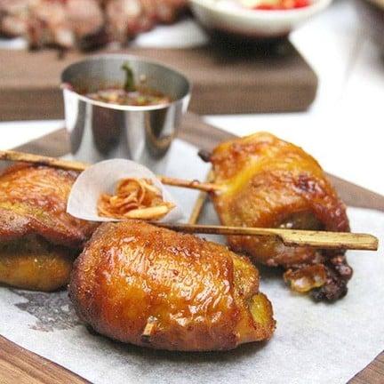Grilled Chicken Cumin