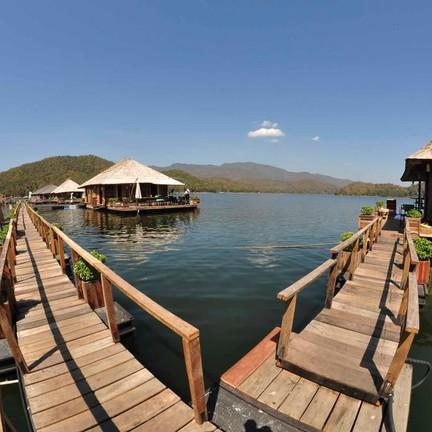 ภูเขาลอยน้ำ เชียงใหม่ Mountain Float Chiangmai