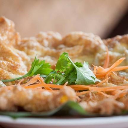 ไข่เจียวปู (150.-)