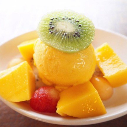 Mango Ice-Berg (95฿)