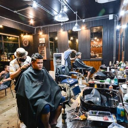 California Barber & Coffee Shop