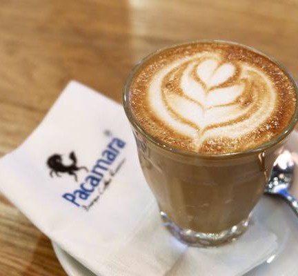Pacamara Boutique coffee Roasters Rain Hill