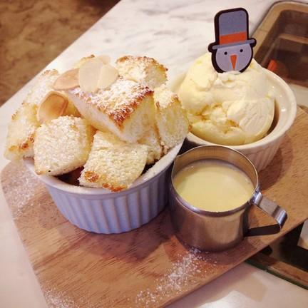 Bread Pudding อร่อยลืมอ้วนนนนน